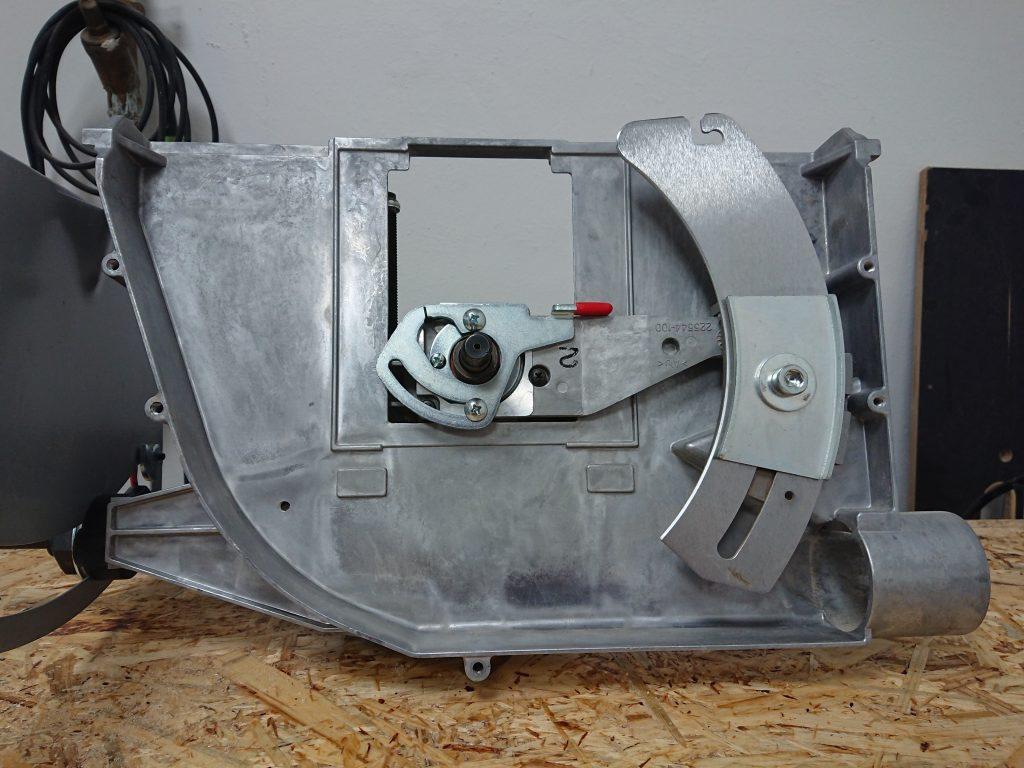 Sägeeinheitgehäuse BOSCH GTS 10 XC