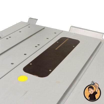 Null-Spalt (Zero Clearance) Einlegeplatte Bosch GTS 10 XC